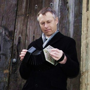 Andy Turner + anglo-concertina