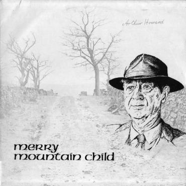 Merry Mountain Child LP cover - from the Mainly Norfolk website